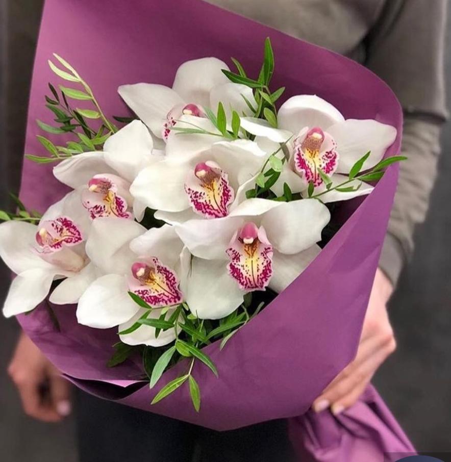 красивые букеты с орхидеями фото всего